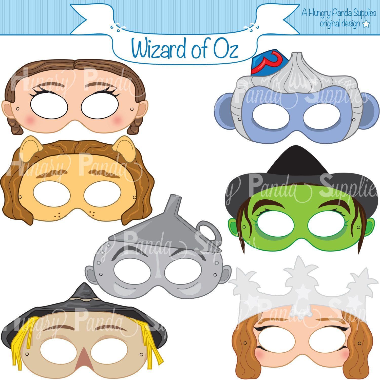 Image Result For Flying Monkeys Images   Oz   Monkey Mask, Wizard Of - Free Printable Wizard Of Oz Masks