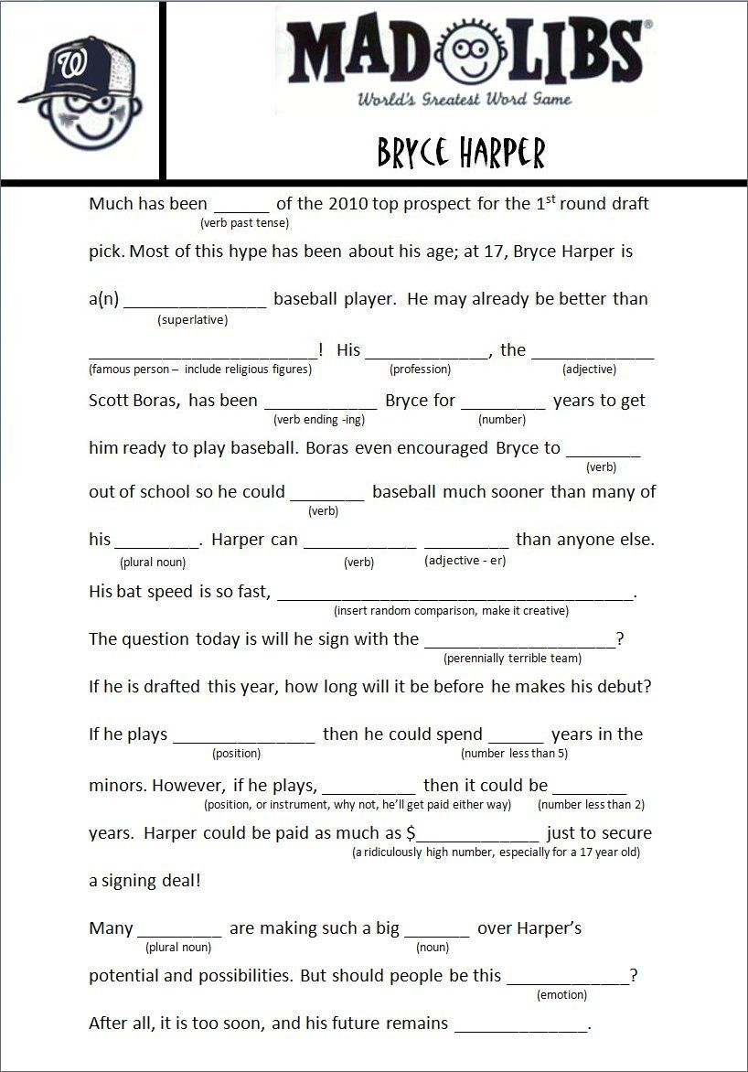 Image Result For Free Adult Mad Libs Funny | Job Related | Pinterest - Free Printable Mad Libs For Middle School Students
