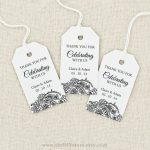 Image Result For Free Printable Wedding Favor Tags Template   Free Printable Wedding Thank You Tags