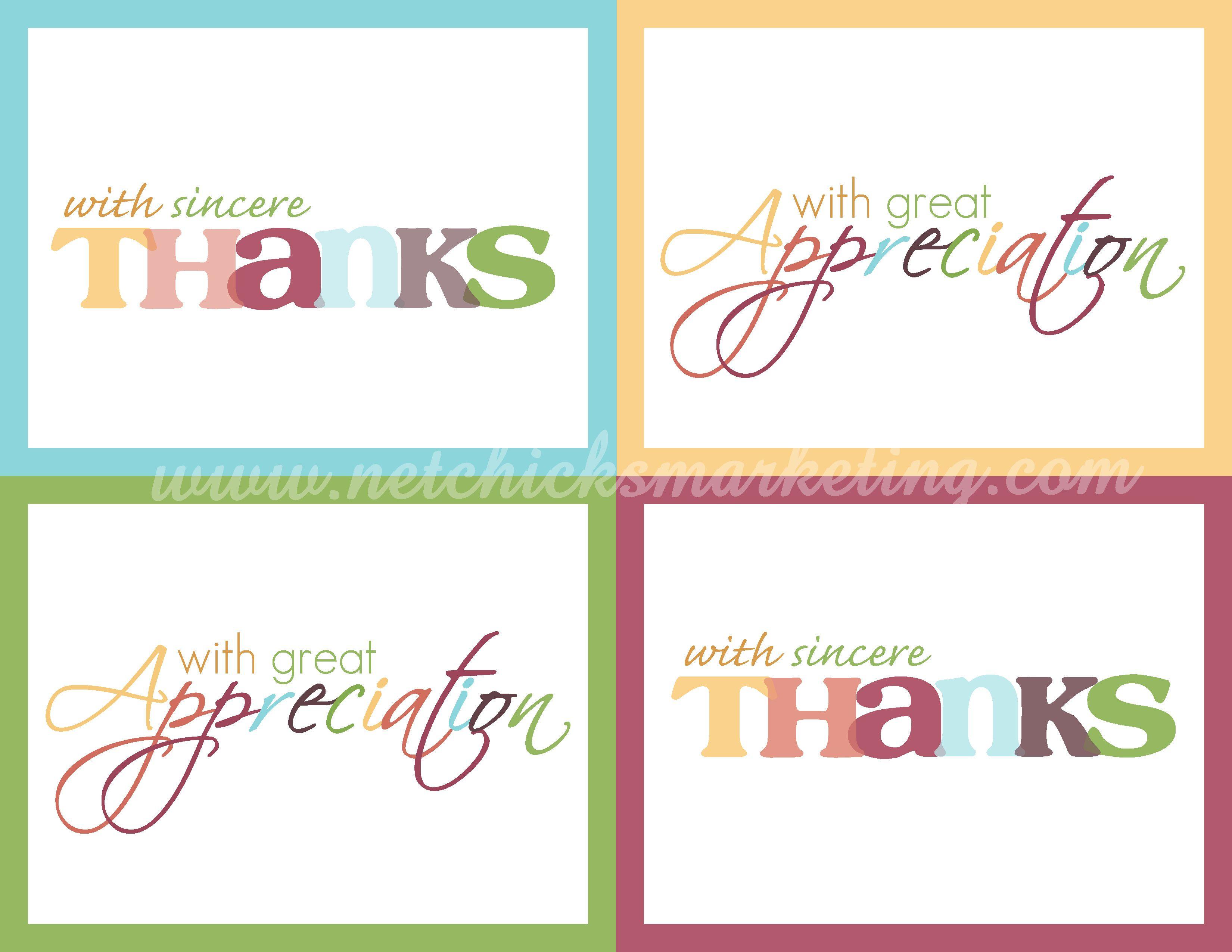 Image Result For Postcards Free Printable | Cards | Printable Thank - Free Printable Thank You Cards