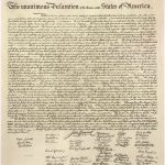 Images Of The Declaration | Thomas Jefferson's Monticello   Free Printable Copy Of The Declaration Of Independence