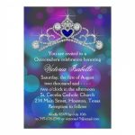 Incredible Free Quinceanera Invitation Templates ~ Ulyssesroom   Free Printable Quinceanera Invitations