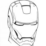 Iron Man Helmet See58 Coloring Pages Printable   Free Printable Ironman Mask