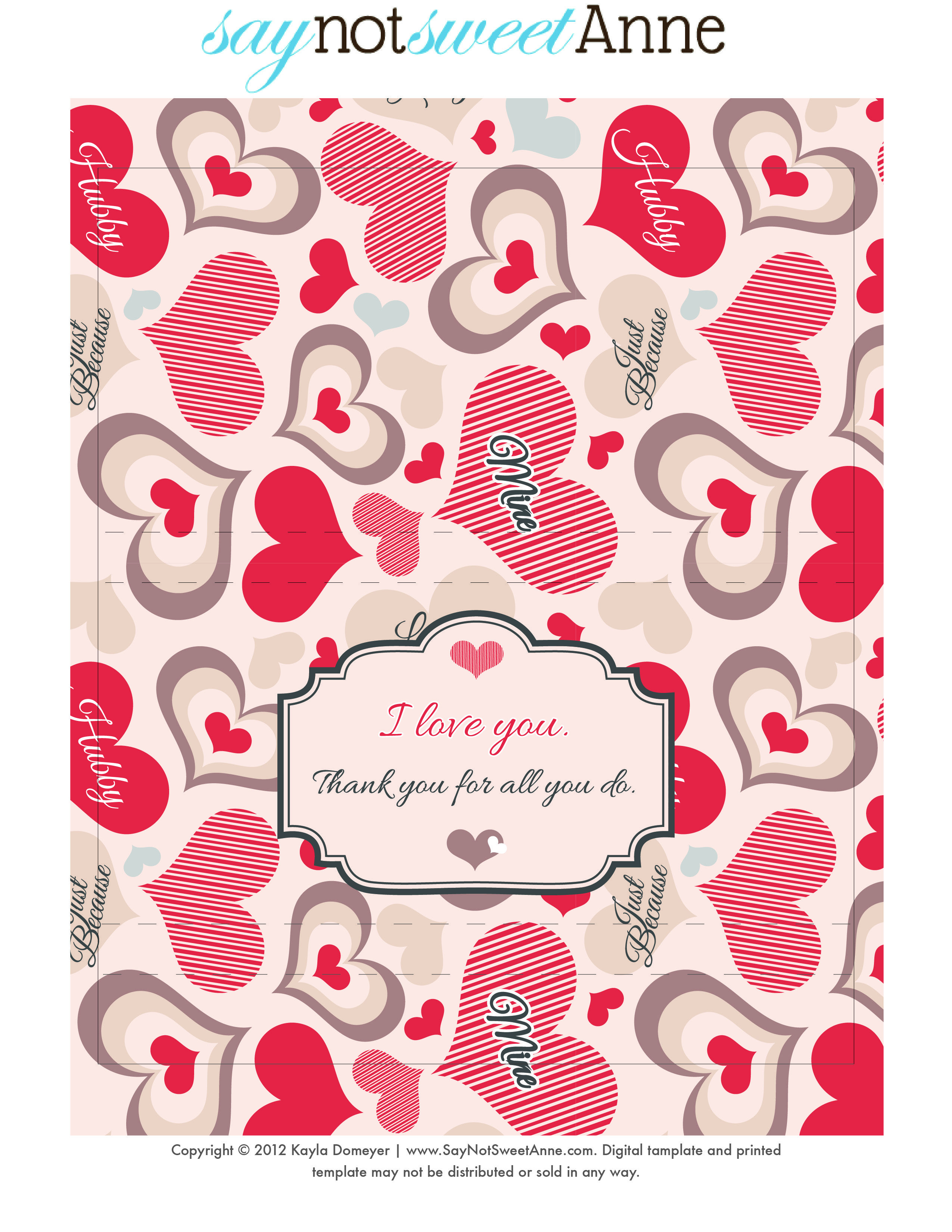Just Because Candy [Free Printable   Digi Freebies   Chocolate - Free Printable Chocolate Wrappers