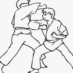 Karate Coloring Pages 8 #2124   Free Printable Karate Coloring Pages