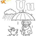 Kids Under 7: Letter U Worksheets And Coloring Pages   Free Printable Letter U Coloring Pages