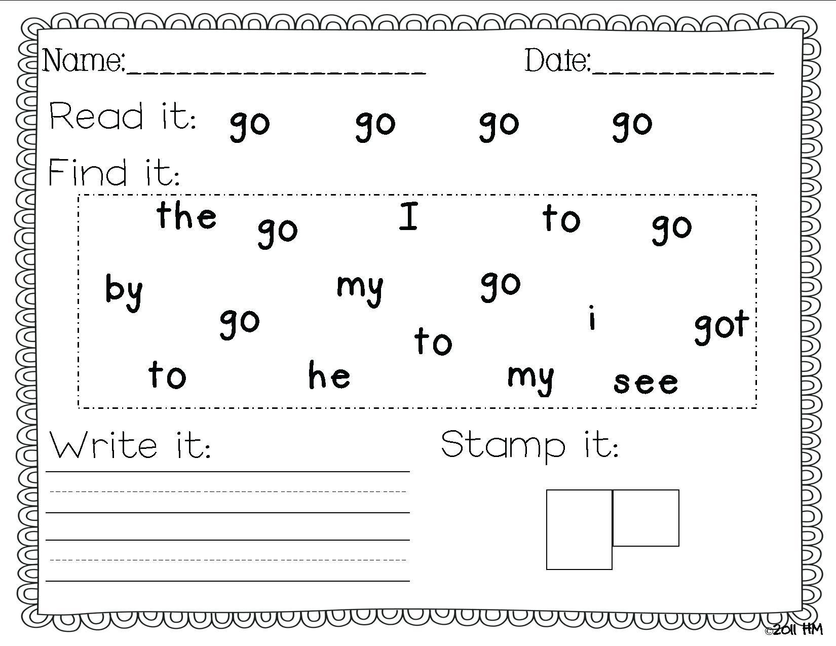 Kinder Handwriting Worksheets – Confrariadacarne.club - Blank Handwriting Worksheets Printable Free