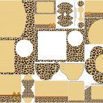 Leopard Prints: Free Printable Invitation. | Party | Pinterest   Free Printable Cheetah Birthday Invitations