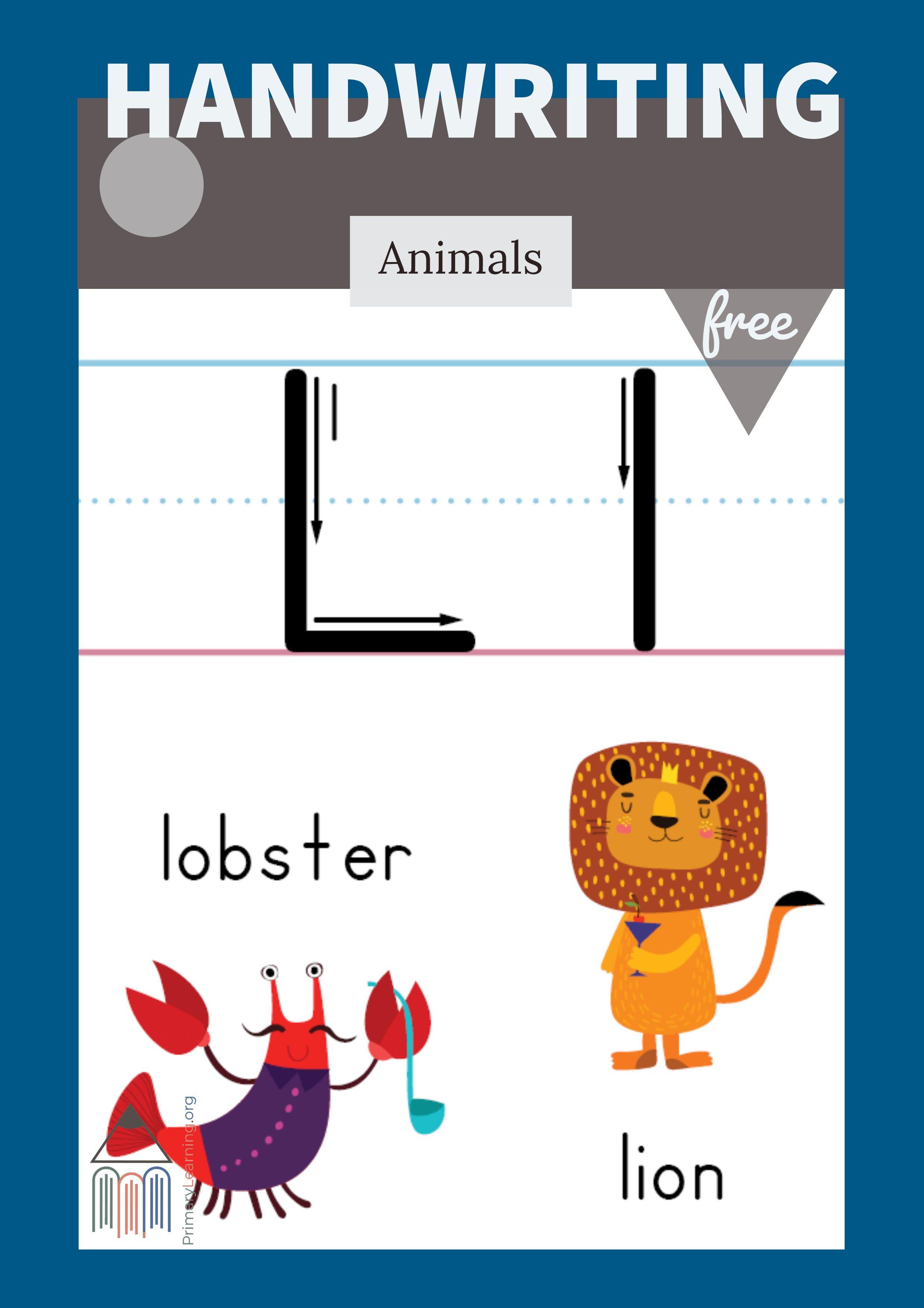 Letter L Printable Poster | Abcs, Alphabet, Letters | Pinterest - Free Printable Alphabet Letters For Display