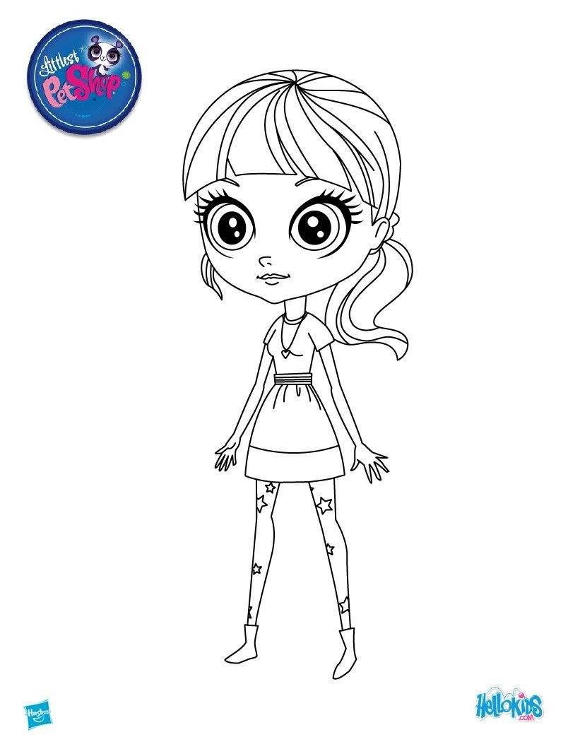 Littlest Pet Shop Coloring Pages For Kids Free Printables | Adult - Littlest Pet Shop Free Printable Coloring Pages