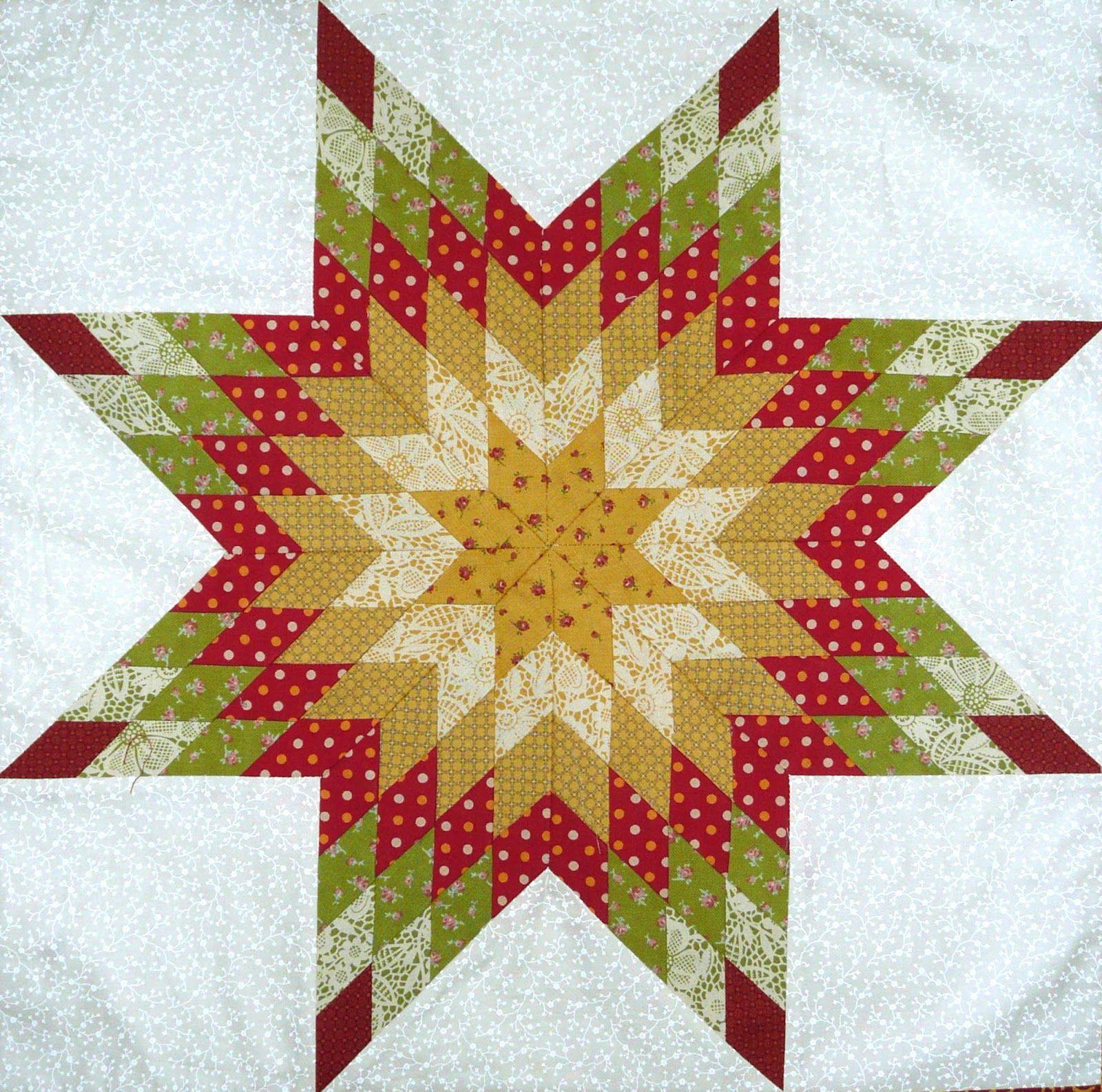 Lone Star Quilt Pattern Free Printable - Bing Images   Quilts - Quilt Patterns Free Printable