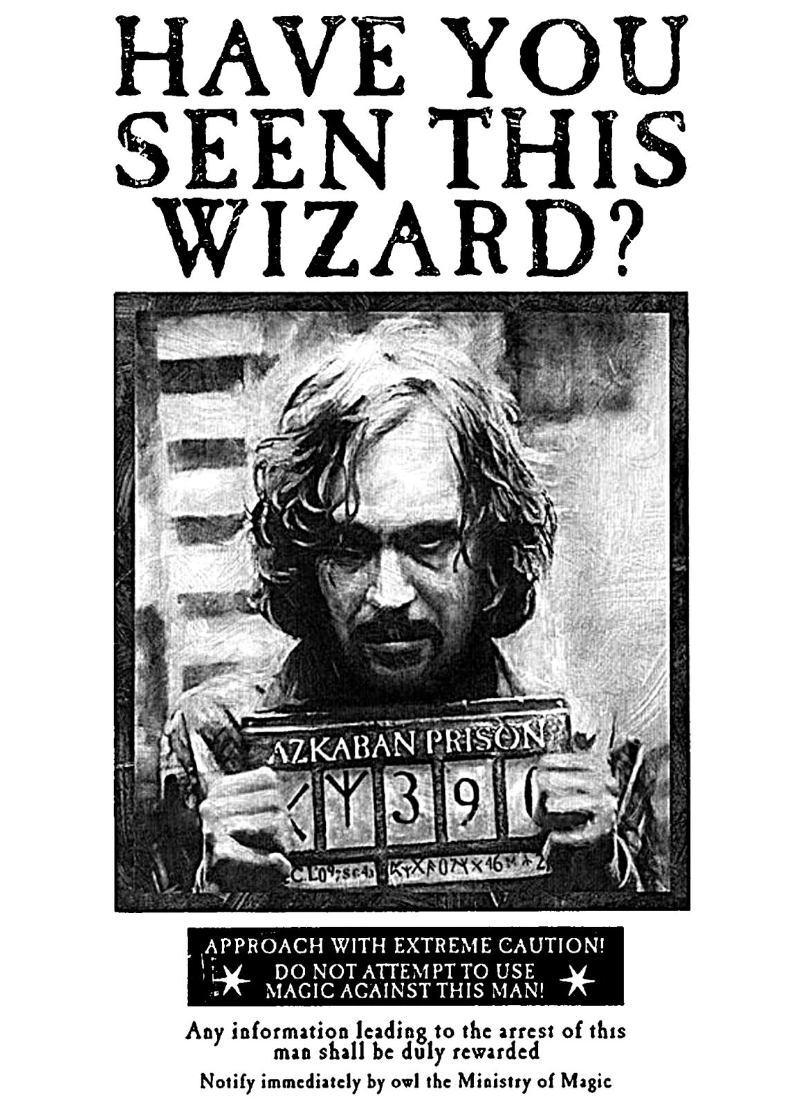 Looking For Harry Potter Sirius Black Wanted Poster | Rpf Costume - Free Printable Harry Potter Posters