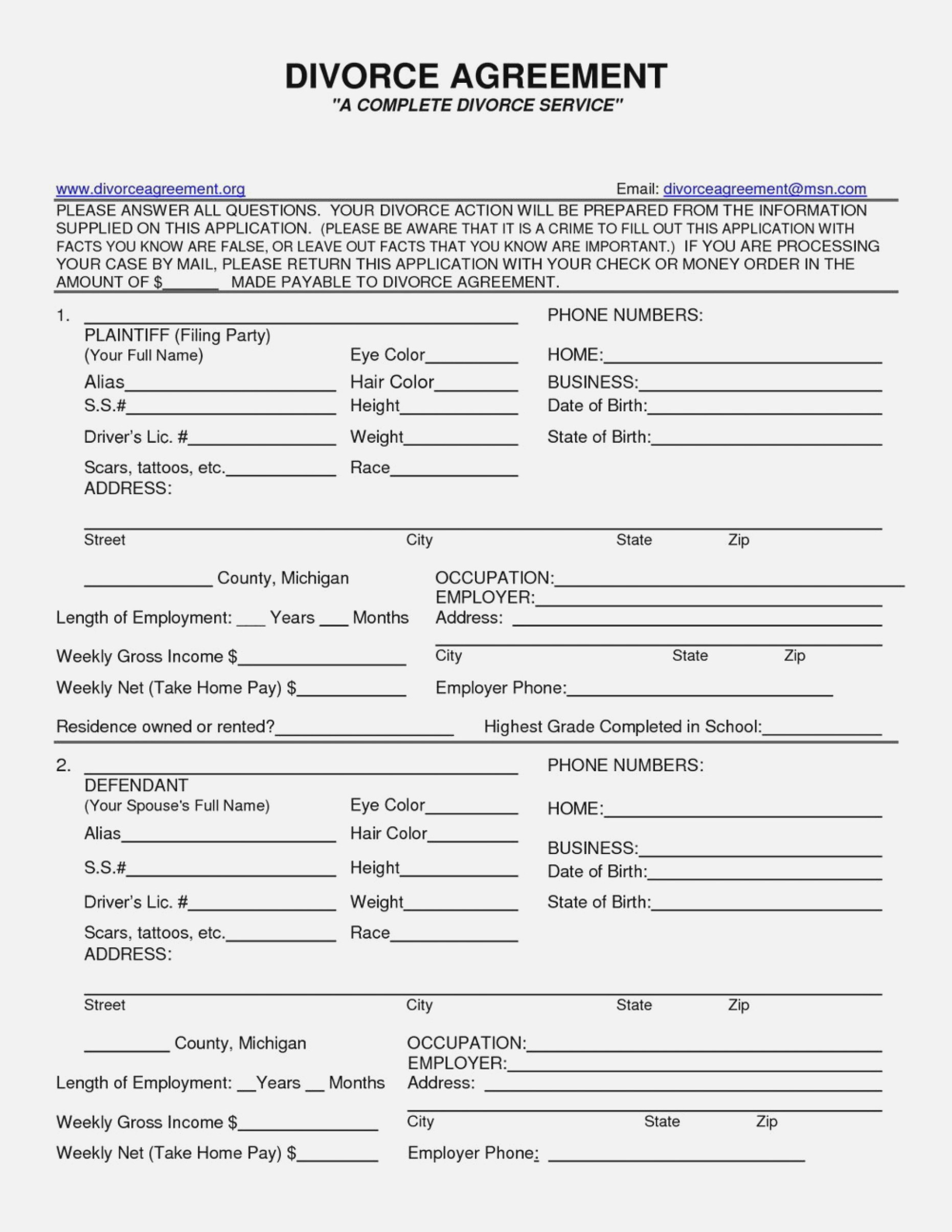 Louisiana Succession Forms – Free Louisiana Small Estate Affidavit - Free Printable Divorce Papers For Louisiana