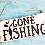 Make A Gone Fishing Wood Sign For Dad   Diy Candy   Free Printable Gone Fishing Sign