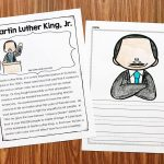 Martin Luther King Kindergarten Printables   Simply Kinder   Free Printable Martin Luther King Jr Worksheets For Kindergarten