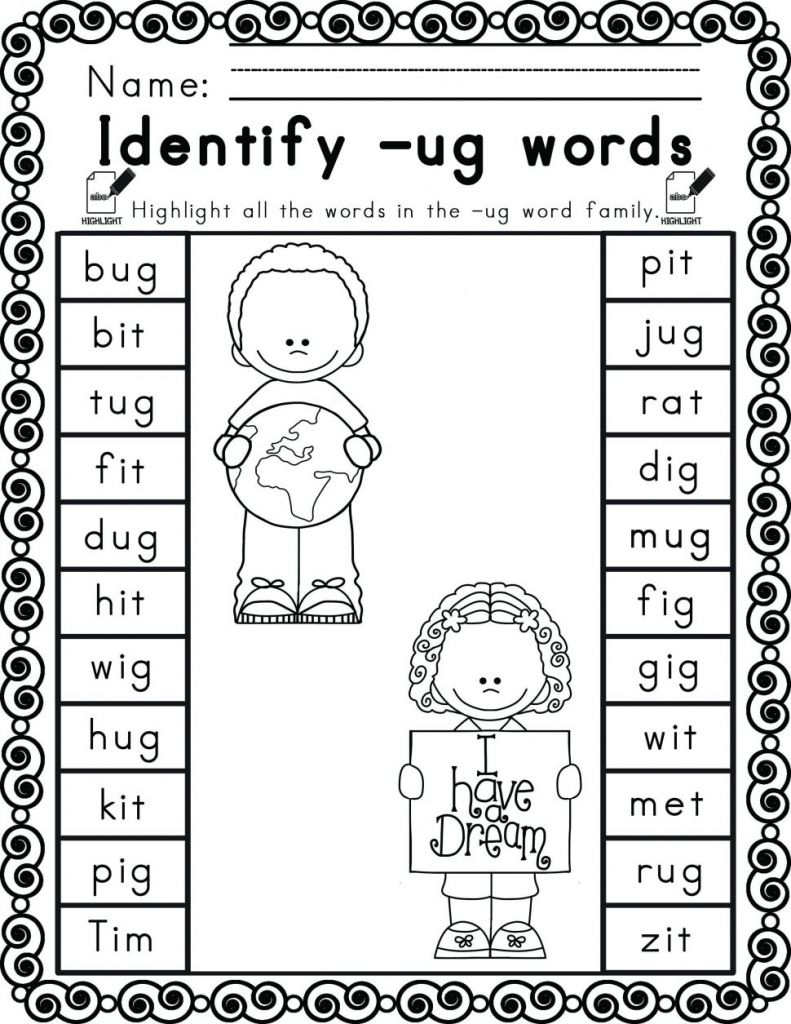 Martin Luther King Worksheets Free Excel Kindergarten Science - Free Printable Martin Luther King Jr Worksheets For Kindergarten