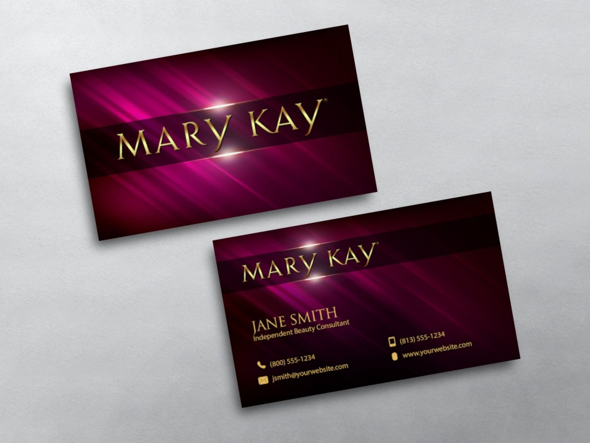 Mary Kay Business Cards In 2019   Pink Dreams   Pinterest   Free - Free Printable Mary Kay Business Cards