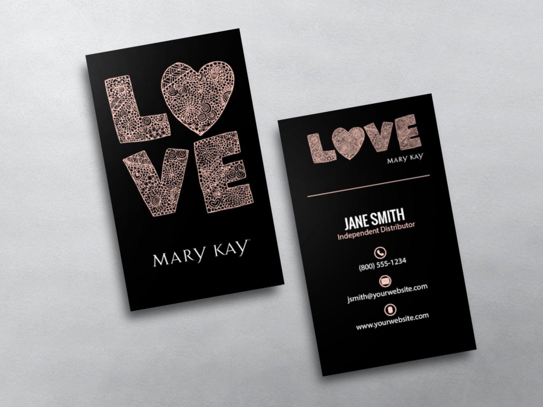 Mary Kay Business Cards   Mary Kay   Pinterest   Mary Kay, Free - Free Printable Mary Kay Business Cards