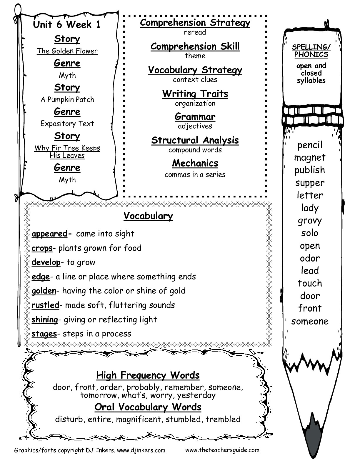 Mcgraw-Hill Wonders Second Grade Resources And Printouts - Free Printable Worksheets For 2Nd Grade Social Studies