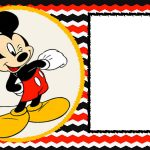 Mickey Mouse 1St Birthday | Desserts Cookies | Pinterest | Mickey   Free Printable Mickey Mouse Birthday Invitations