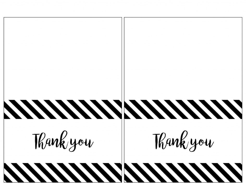 Military Thank You Cards Free Printable | Free Printable - Military Thank You Cards Free Printable