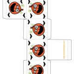 Miniature Halloween Printables | Free Printable Halloween Treat   Free Printable Halloween Paper Crafts