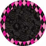 Monster High Halloween Special Free Printable Kit. | Monster High   Free Printable Monster High Stickers