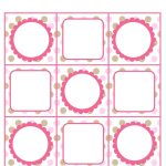 Mother's Day Free Printable Gift Tags Or Cupcake Toppers   Free Printable Blank Gift Tags