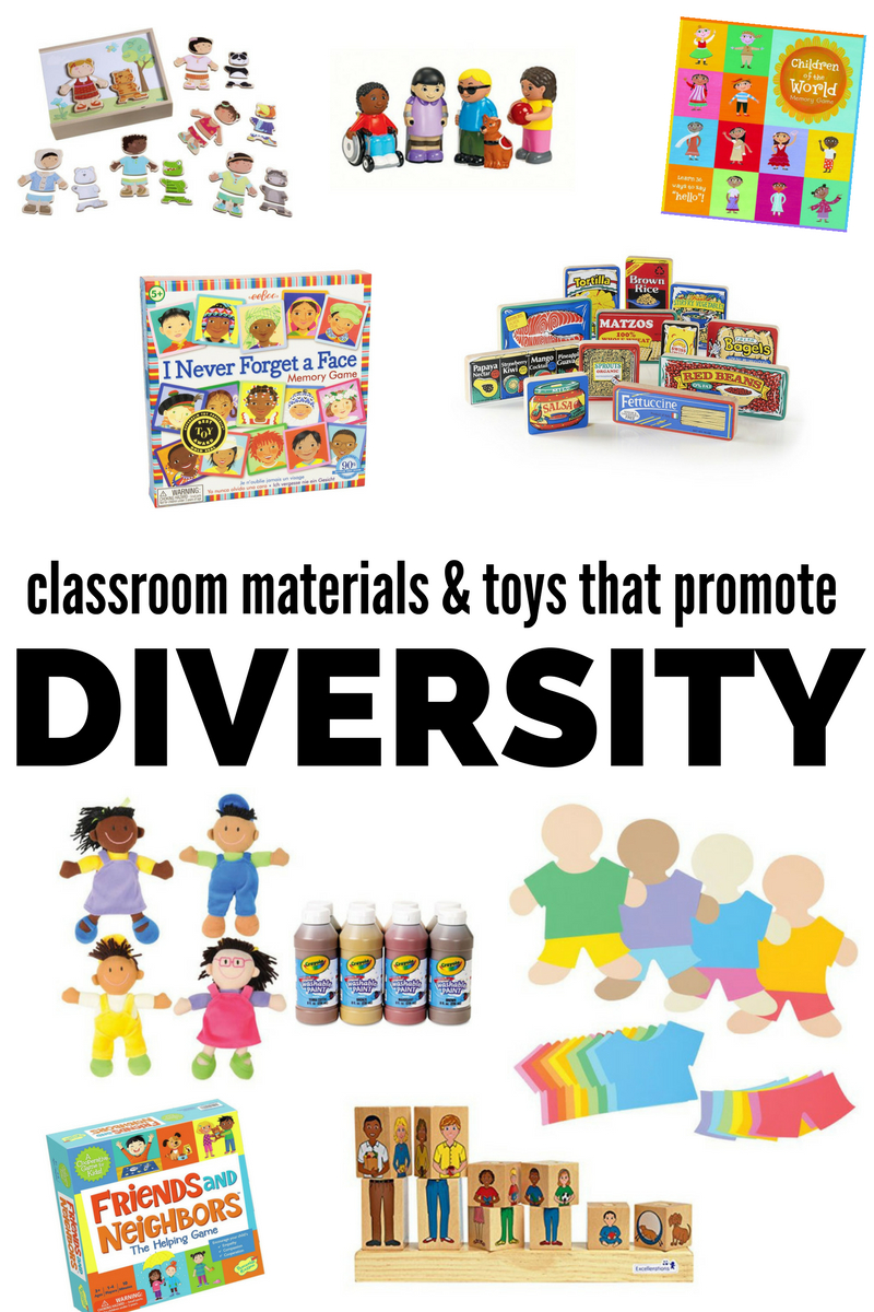 Multicultural Classroom Materials & Diverse Toys For Preschool - No - Free Printable Multicultural Posters