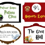 My Cotton Creations: Family Life: Harry Potter Party Free Printables   Free Harry Potter Printable Signs