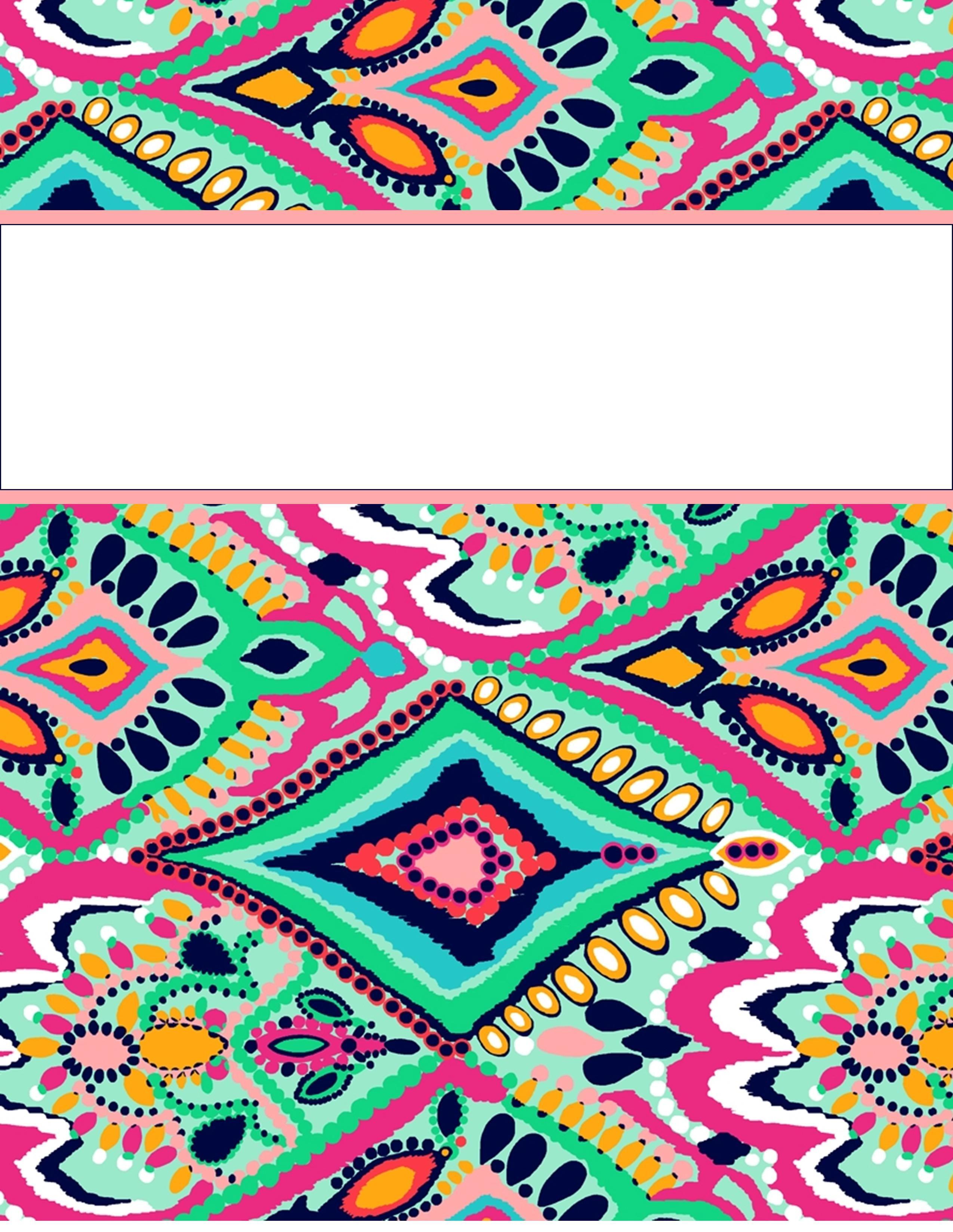 My Cute Binder Covers   Nursing School   Pinterest   Cute Binder - Free Printable Binder Cover Templates