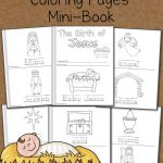 Nativity Coloring Pages | Ultimate Homeschool Board | Nativity   Free Printable Christmas Story Coloring Pages