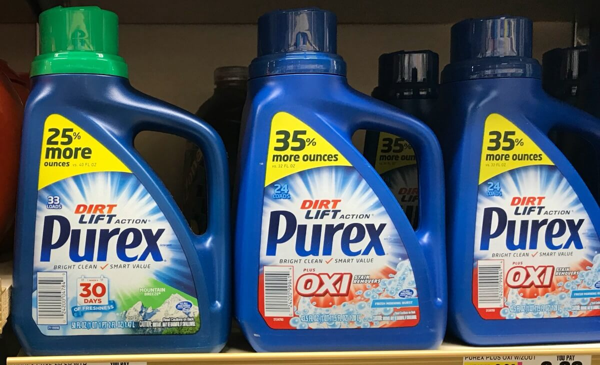 New $0.50/1 Purex Laundry Detergent Coupon - 2 Free At Shoprite - Free Printable Purex Detergent Coupons