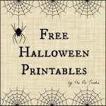 Nice Free Printable Halloween Cards 22 Vintage Holiday   Printable Halloween Cards To Color For Free