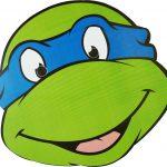 Ninja Turtle Printable Vector Transparent Download   Rr Collections   Teenage Mutant Ninja Turtles Free Printable Mask