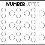 Number Bonds For Number Sense   Free Printable Number Bond Template
