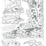 Oak Leaf Design … | Diy And Crafts | Pinte…   Free Printable Oak Leaf Patterns