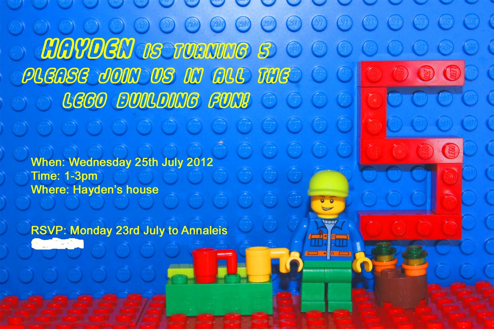Old Lego Movie Birthday Ideas Then Get Inspiration To Make - Lego Party Invitations Printable Free
