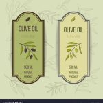 Olive Oil Label Template Royalty Free Vector Image – Printable   Free Printable Olive Oil Labels
