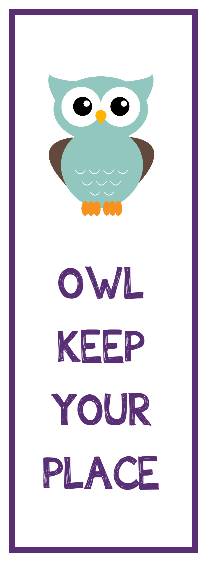 Owl Bookmark Printable | Library Stuff | Pinterest | Bookmarks Kids - Free Printable Owl Bookmarks