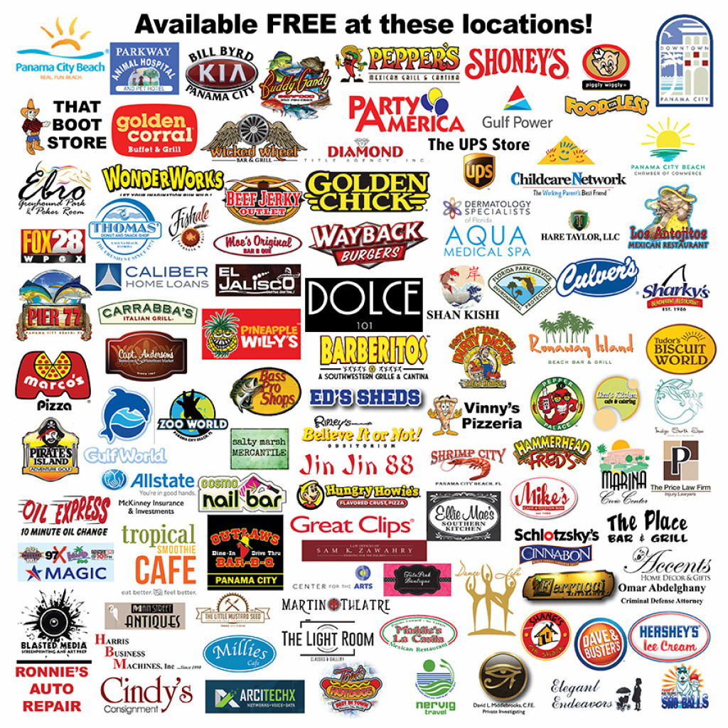 Panama City Community Calendar :: Events, Coupons, Deals, And Fun - Free Printable Coupons For Panama City Beach Florida