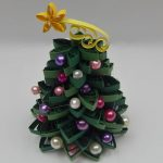 Paper Quilled Christmas Trees   Red Ted Art's Blog   Free Printable Quilling Patterns Designs