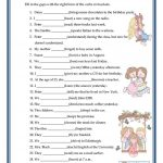 Past Simple   Irregular Verbs Worksheet   Free Esl Printable   Free Printable Past Tense Verbs Worksheets