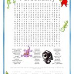 Personality   Hidden Message Wordsearch Worksheet   Free Esl   Free Word Search With Hidden Message Printable