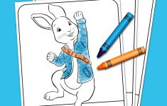 Peter Rabbit Coloring Pack | Nickelodeon Parents – Free Printable Peter Rabbit Coloring Pages