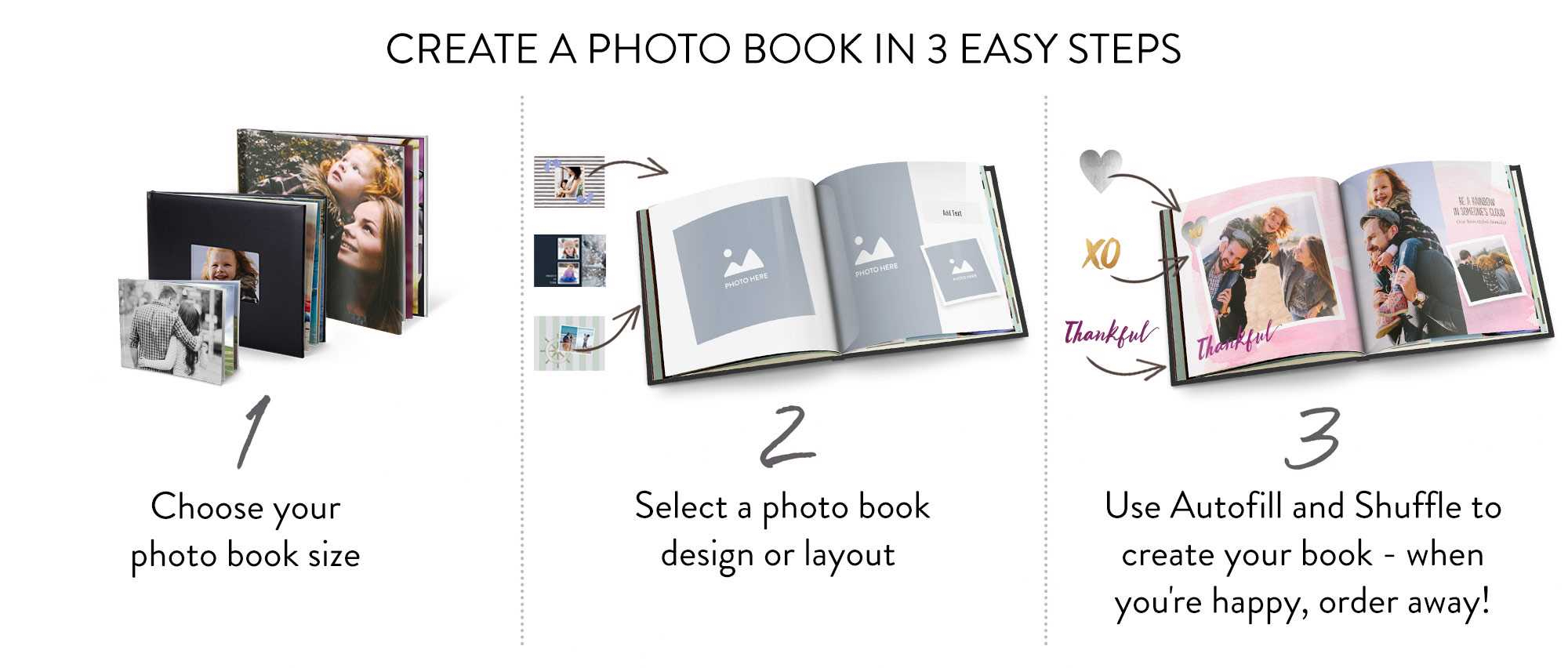 Photo Books: Create Your Personalised Photo Album | Snapfish Uk - Make A Printable Picture Book Online Free
