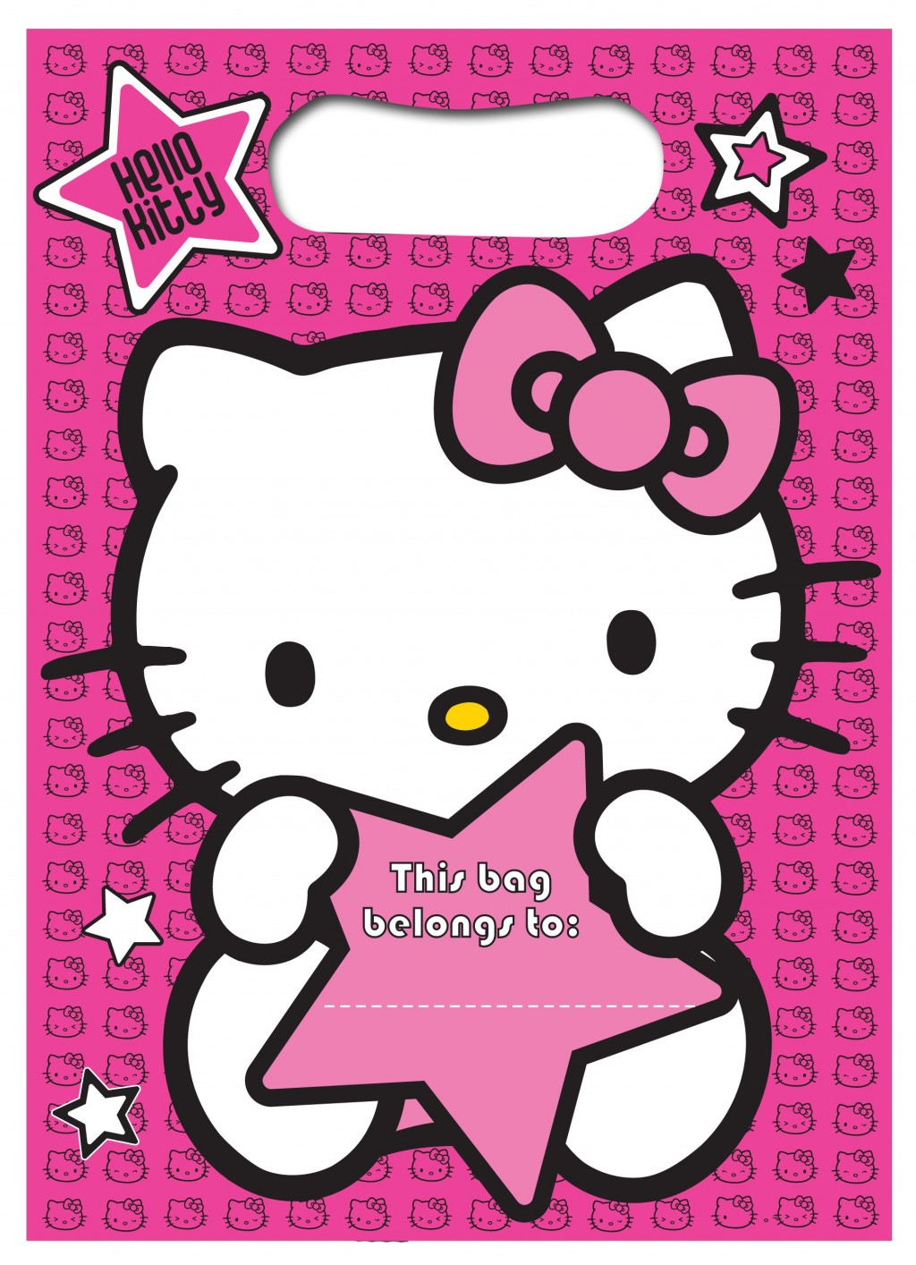 Photo : Hello Kitty And Puppy Baby Image - Free Printable Hello Kitty Baby Shower Invitations