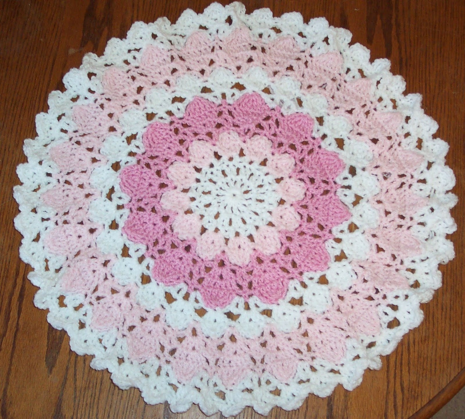 Pictures Of Printable Free Crochet Patterns … Of Crochet Doily For - Free Printable Crochet Patterns