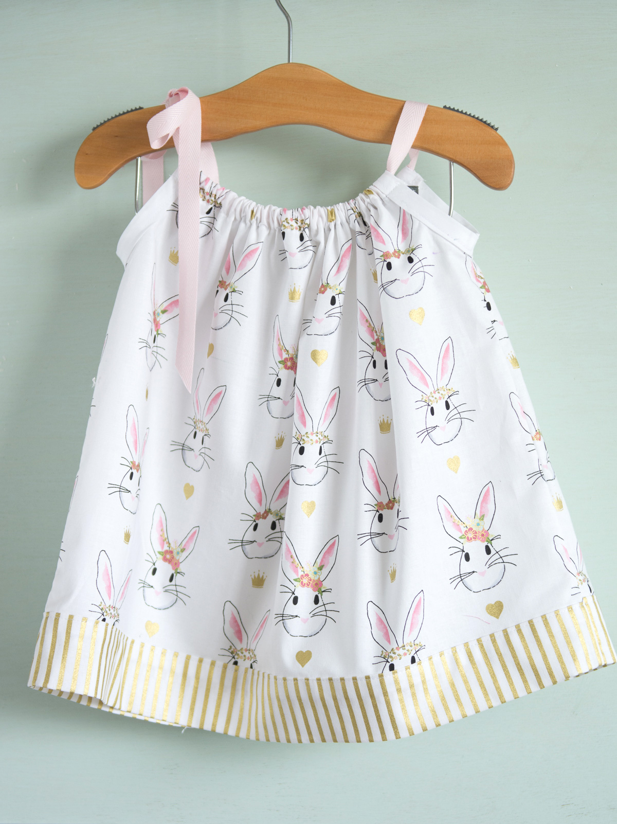 Pillowcase Dress Tutorial | Weallsew - Free Printable Pillowcase Dress Pattern