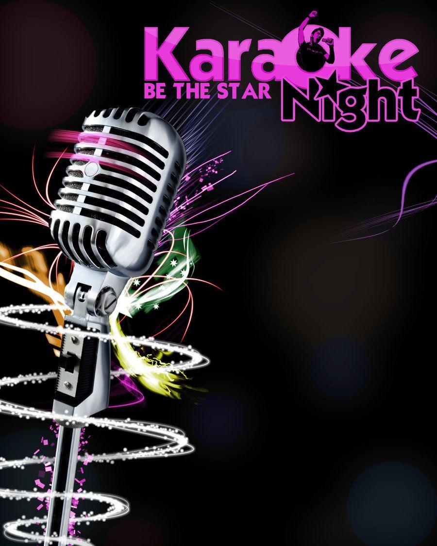 Pinangel Solitaria Salaz Aceves On Bar1 In 2019 | Karaoke - Free Printable Karaoke Party Invitations